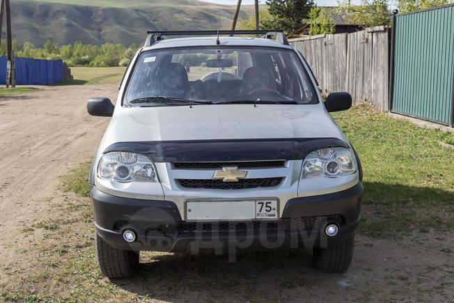 Chevrolet Niva, 2009 год, 340 000 руб.