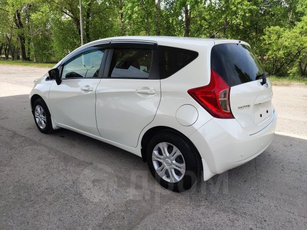 Nissan Note, 2016 год, 475 000 руб.