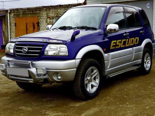 Suzuki Escudo, 2002 год, 690 000 руб.