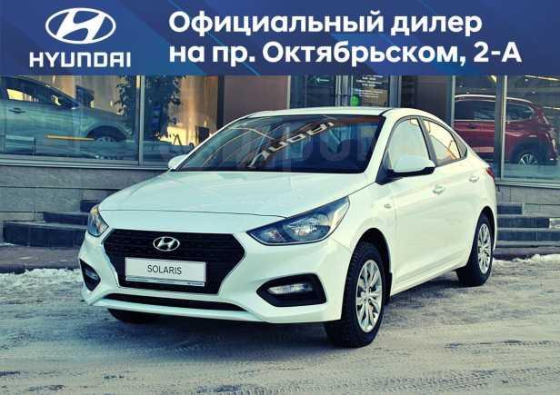 Hyundai Solaris, 2020 год, 733 500 руб.
