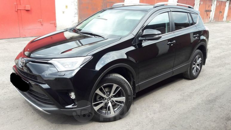 Toyota RAV4, 2018 год, 1 670 000 руб.