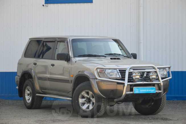 Nissan Patrol, 2001 год, 489 000 руб.