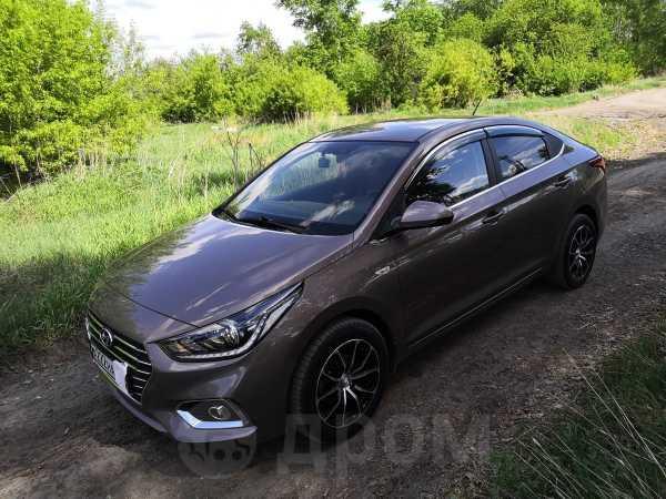 Hyundai Solaris, 2018 год, 965 000 руб.