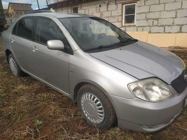 Toyota Corolla, 2003 год, 264 000 руб.