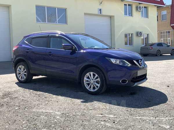Nissan Qashqai, 2015 год, 1 070 000 руб.