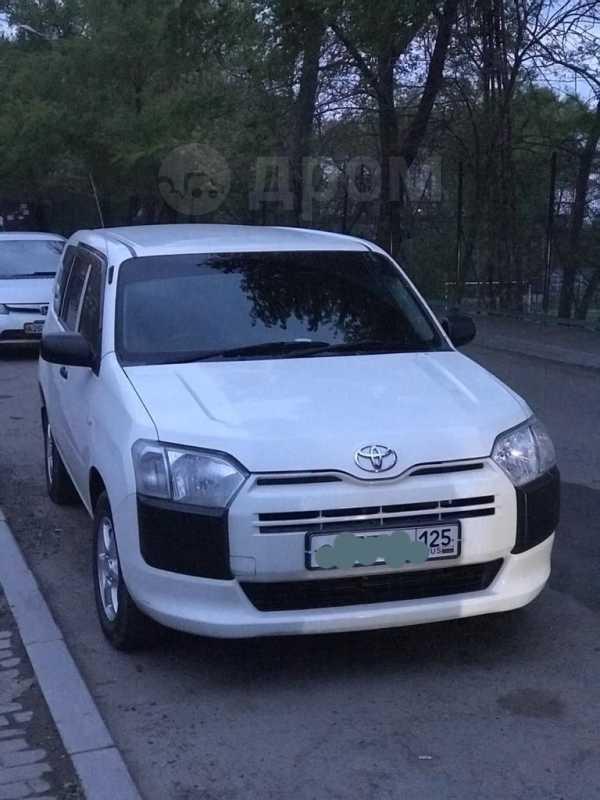 Toyota Probox, 2016 год, 450 000 руб.