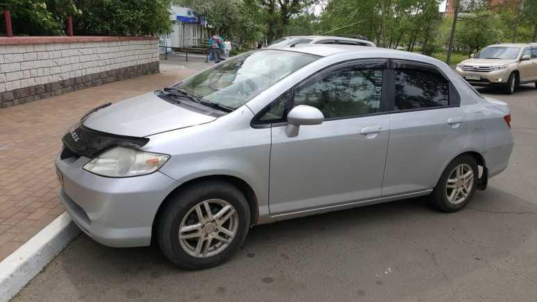 Honda Fit, 2003 год, 350 000 руб.