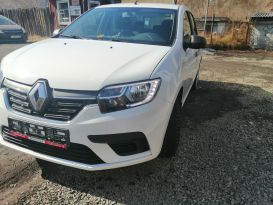 Слюдянка Renault Logan 2019