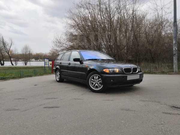 BMW 3-Series, 2002 год, 315 000 руб.