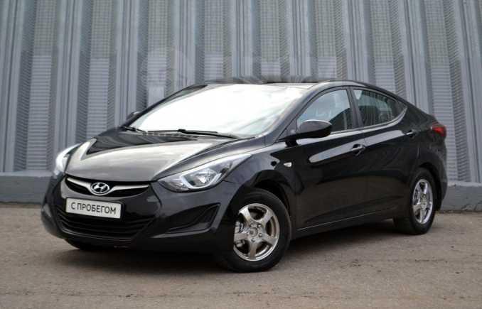 Hyundai Elantra, 2015 год, 595 000 руб.