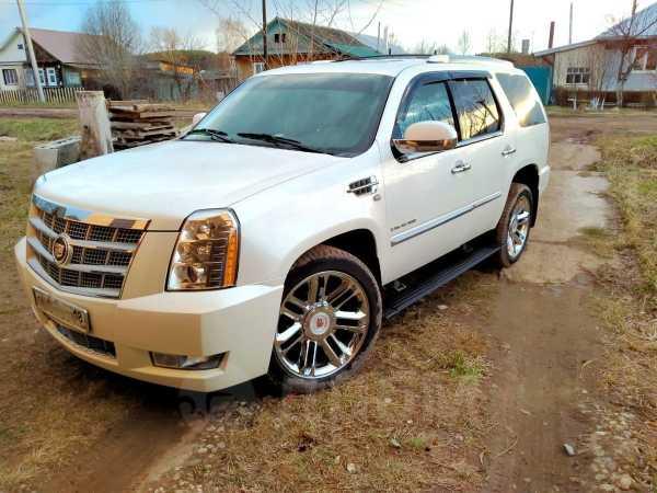 Cadillac Escalade, 2012 год, 1 650 000 руб.