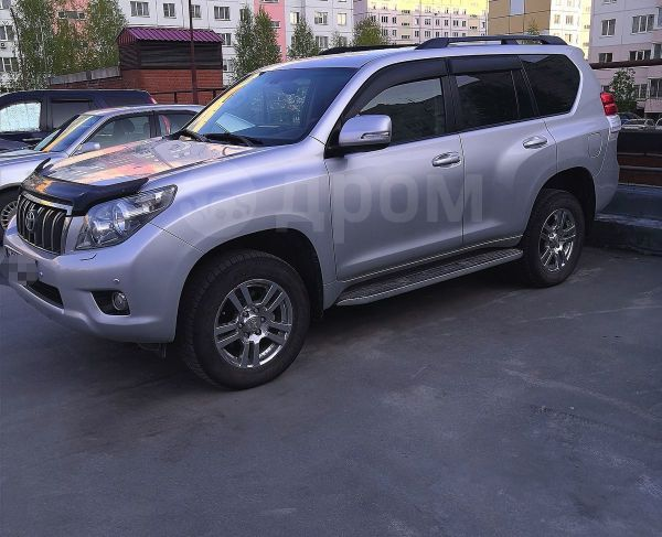 Toyota Land Cruiser Prado, 2011 год, 1 740 000 руб.