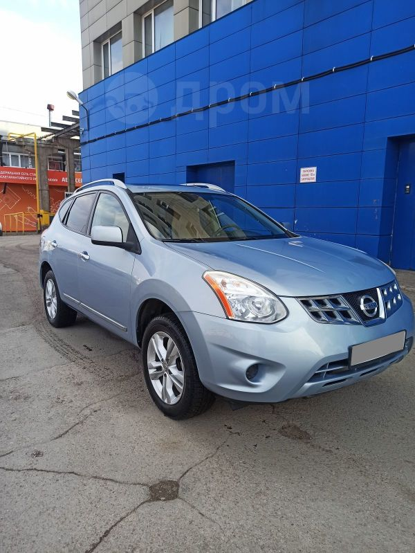 Nissan Rogue, 2012 год, 595 000 руб.