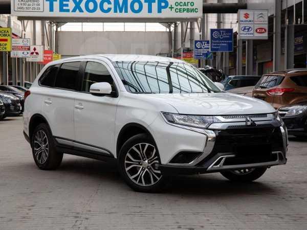 Mitsubishi Outlander, 2018 год, 1 494 000 руб.