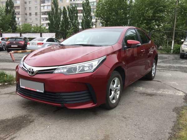 Toyota Corolla, 2018 год, 1 065 000 руб.