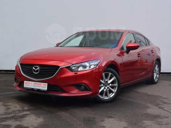 Mazda Mazda6, 2014 год, 590 000 руб.