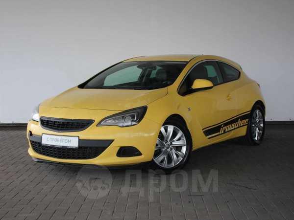 Opel Astra, 2012 год, 495 000 руб.