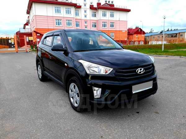 Hyundai Creta, 2019 год, 1 190 000 руб.