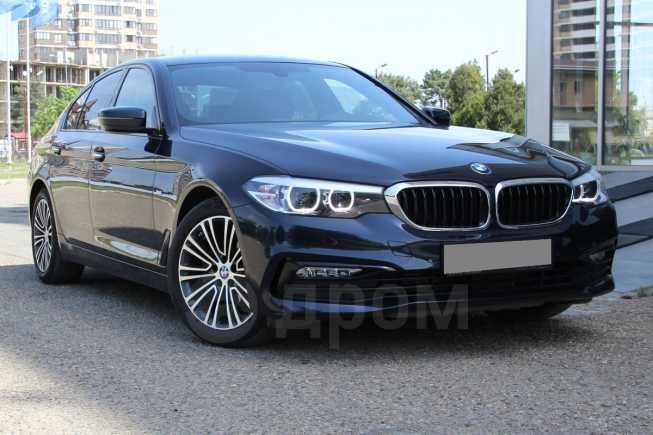 BMW 5-Series, 2018 год, 2 280 000 руб.