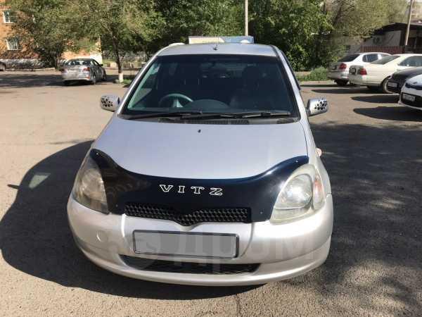 Toyota Vitz, 2001 год, 217 000 руб.