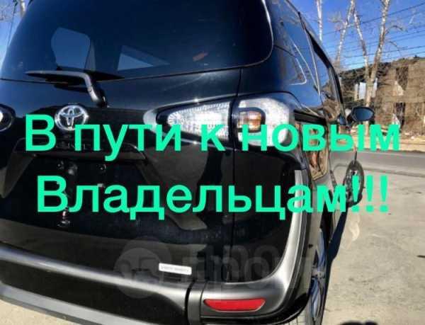 Toyota Sienta, 2016 год, 727 000 руб.