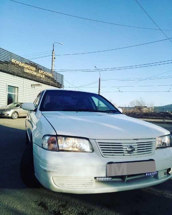 Nissan Sunny, 2003 год, 197 000 руб.