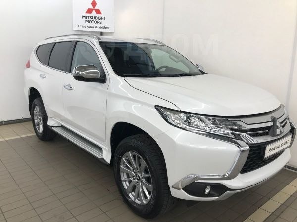 Mitsubishi Pajero Sport, 2019 год, 2 170 000 руб.