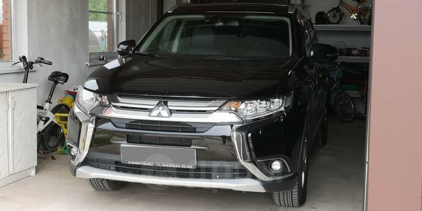 Mitsubishi Outlander, 2016 год, 1 600 000 руб.