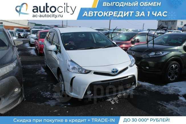 Toyota Prius a, 2015 год, 1 097 000 руб.