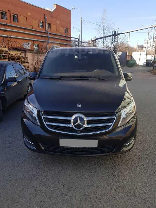 Mercedes-Benz V-Class, 2017 год, 4 250 000 руб.
