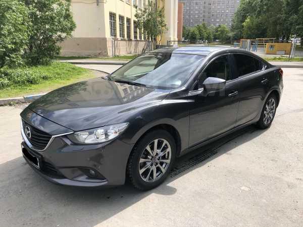 Mazda Mazda6, 2016 год, 1 040 000 руб.