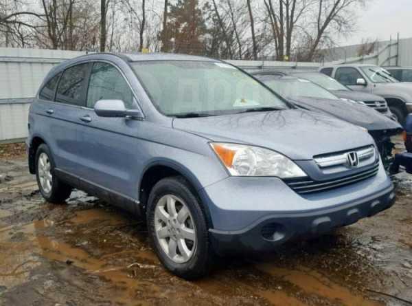 Honda CR-V, 2008 год, 680 000 руб.