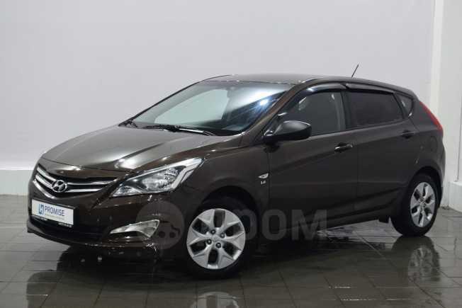 Hyundai Solaris, 2015 год, 529 000 руб.
