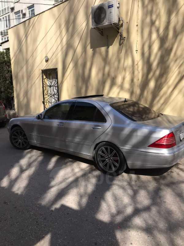 Mercedes-Benz S-Class, 2000 год, 240 000 руб.