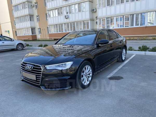 Audi A6, 2016 год, 1 599 999 руб.