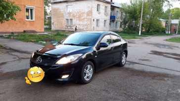 Усолье-Сибирское Mazda3 2010