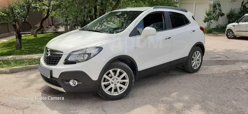 Opel Mokka, 2014 год, 875 000 руб.