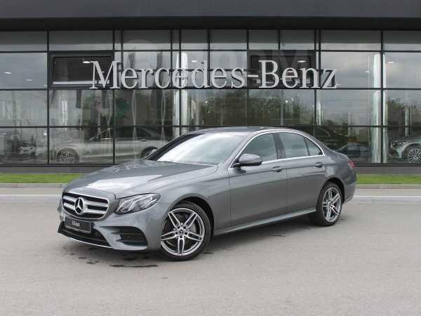Mercedes-Benz E-Class, 2019 год, 3 185 000 руб.
