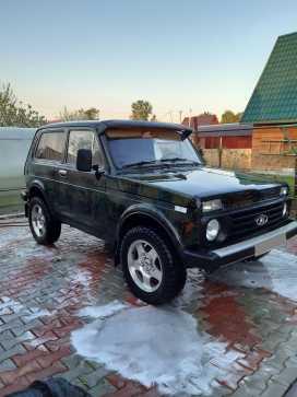 Новосибирск 4x4 2121 Нива 1981