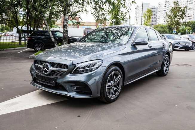 Mercedes-Benz C-Class, 2020 год, 3 145 992 руб.