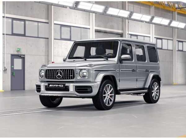 Mercedes-Benz G-Class, 2020 год, 18 963 400 руб.