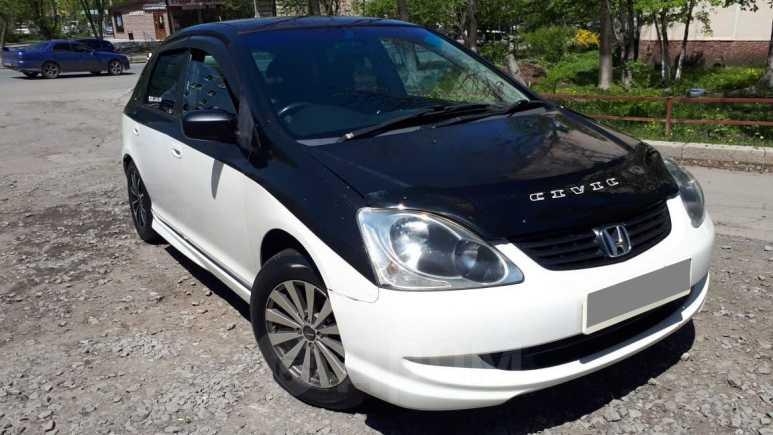 Honda Civic, 2001 год, 230 000 руб.
