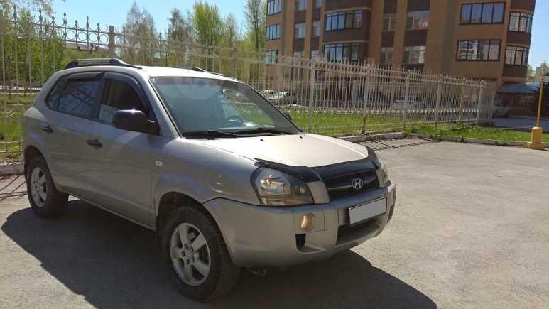 Hyundai Tucson, 2008 год, 405 000 руб.