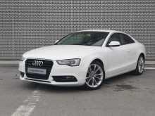Тюмень Audi A5 2012
