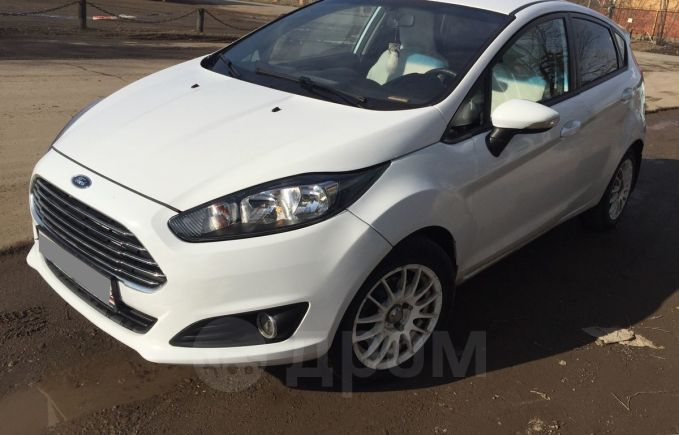 Ford Fiesta, 2016 год, 520 000 руб.