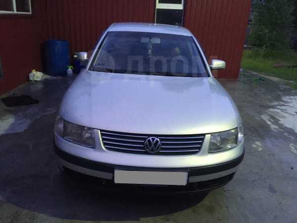 Volkswagen Passat, 2000 год, 195 000 руб.