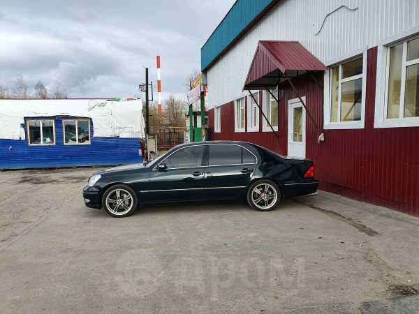 Lexus LS430, 2000 год, 700 000 руб.