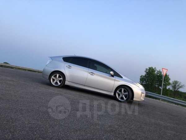 Toyota Prius, 2012 год, 730 000 руб.