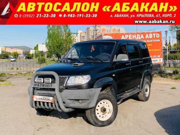 УАЗ Патриот, 2012 год, 319 000 руб.