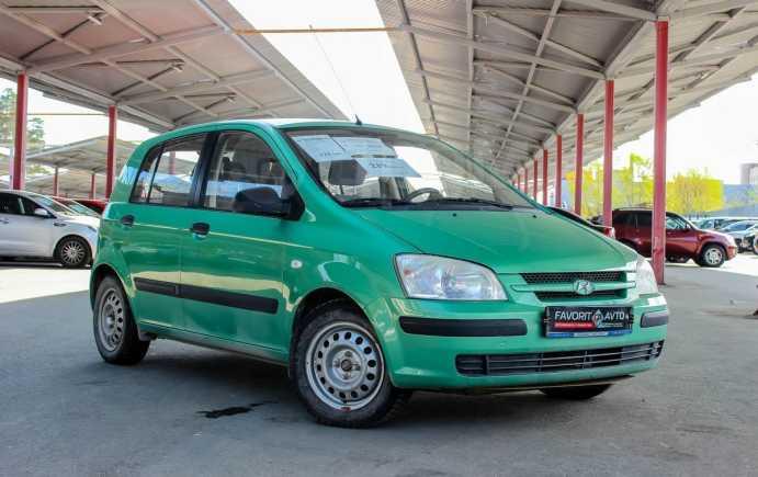 Hyundai Getz, 2003 год, 219 000 руб.